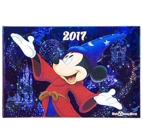 Walt Disney World Parks 2017 Small Photo Album Holds 100