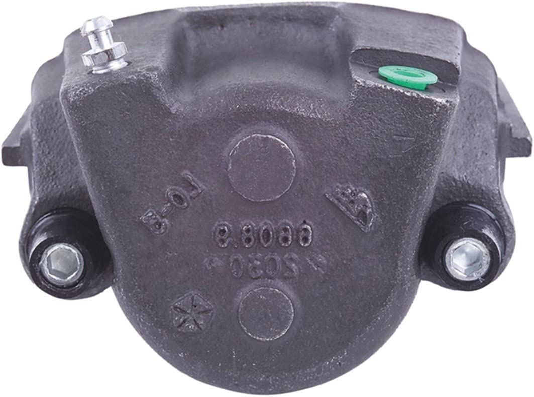 Brake Caliper Cardone 18-7017 Remanufactured Domestic Friction Ready Unloaded