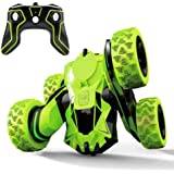 360° Degree Rolling Flips with 2.4Ghz High Speed remote control RC Stunt Car Spins and Flips Driving Car Toys for Kids…