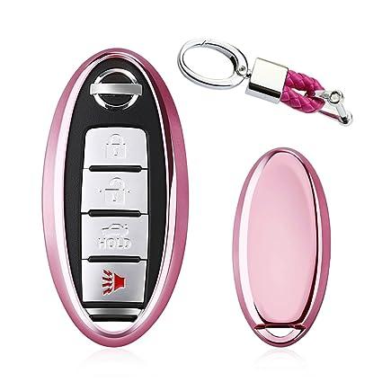 Kaizen Carcasa de TPU para llave de Nissan Sylphy Rogue ...