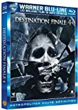 DESTINATION FINALE 4 BLU RAY