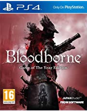 Bloodborne - Game of the Year - PlayStation 4 (Ps4) - Lingua italiana