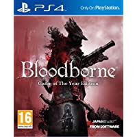 Ps4 Bloodborne Game of the year PlayStation 4 by Sony