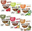 Paleo Snack Pack - 6 Flavor - Meat and Veggie Bar (12-pack) Includes 2 each, of 6 flavors.