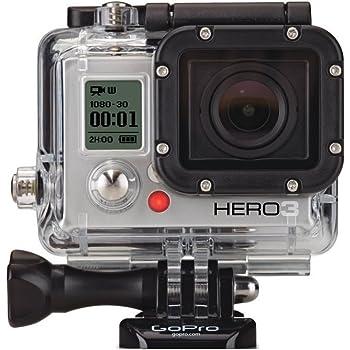 amazon com gopro hero3 white edition 197 60m waterproof rh amazon com GoPro Hero 3 Black GoPro Hero 3 Update