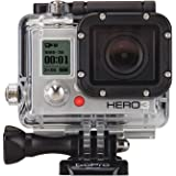 GoPro Hero 3 Camcorder - White Edition (discontinued by manufacturer)