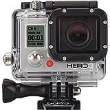 GoPro Hero3 White Edition, Videocamera Digitale 5 Megapixel, Full HD, Wi-Fi