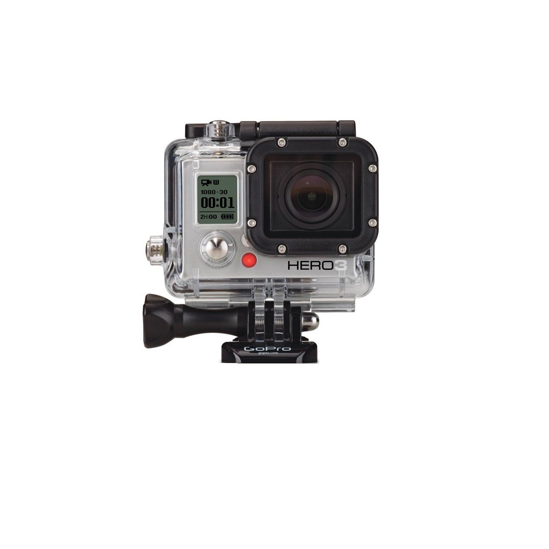 GoPro HERO3: White Edition - (197'/ 60m Waterproof Housing)