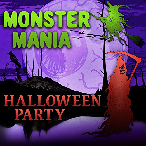 Monster Mania Halloween Party -