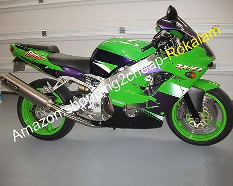 Amazon.com: Custom Motorcycle Fairing For Kawasaki Ninja ...