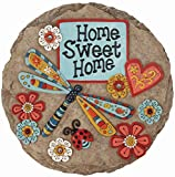Spoontiques Home Dragonfly Stepping Stone