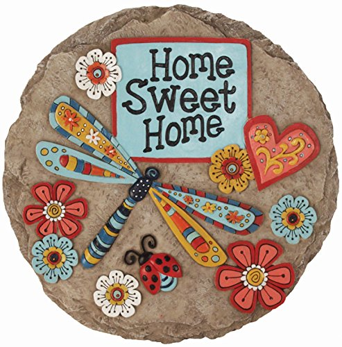 (Spoontiques Home Dragonfly Stepping Stone)