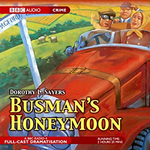 Busman's Honeymoon Audiobook