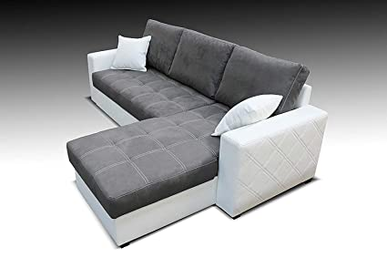 JLB Discount sofá de Esquina Fara Reversible - Convertible ...