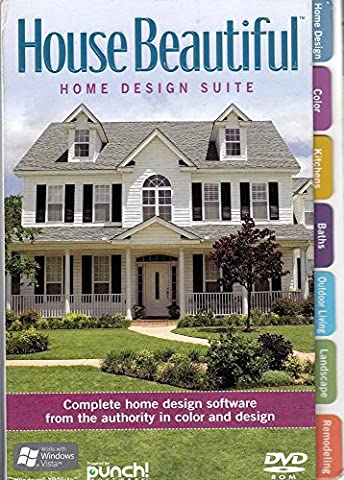 House Beautiful Home Design Suite [Old Version] (Cad Program Software)