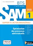 Domaine d'activité 1 - Optimisation des processus administratifs