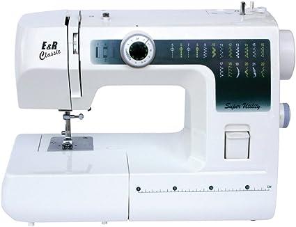 E&R Classic SUB22 - Máquina de Coser: Amazon.es: Hogar