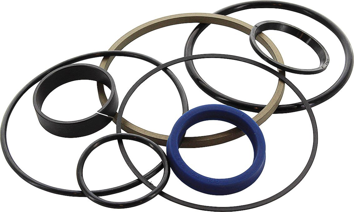 2 Bore 2 Bore Prince Manufacturing Corporation Prince Manufacturing PMCK-8400 Tie Rod Majestic Line Cylinder Seal Kit Polyurethane//Buna N//Nitrile//Teflon