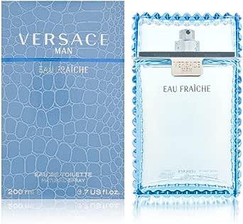 Versace Man Eau Fraiche Eau de Toilette Spray, 200ml