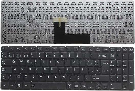 New BLK keyboard Toshiba Satellite S50-B S50D-B S50DT-B S50T-B L50DT-B UK Layout