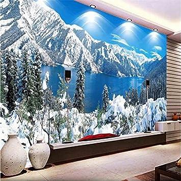 Wongxl Wandmalerei Benutzerdefinierte Größe Große Wallpaper Für ...