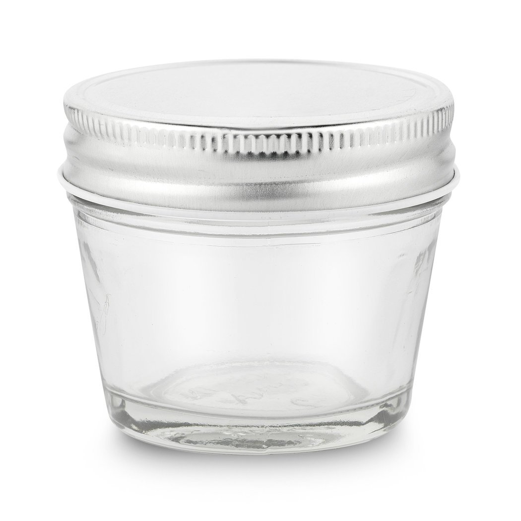 Small Mason Jar Pack of 24