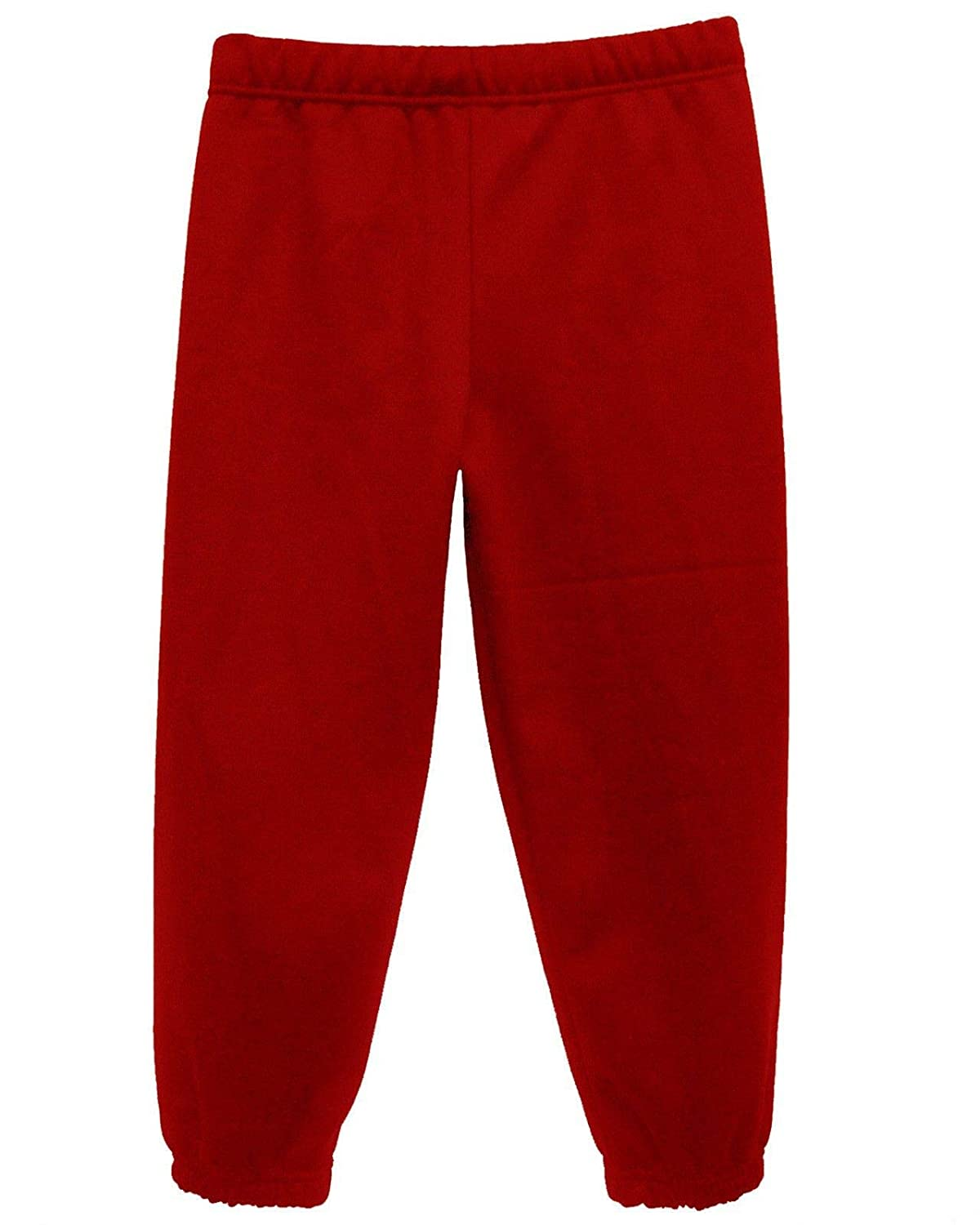 New Unisex Children Kids School PE Fleece Jogging Tracksuit Bottoms Trousers