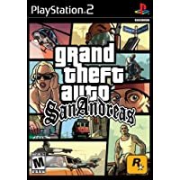 GTA San Andreas Original - PS2