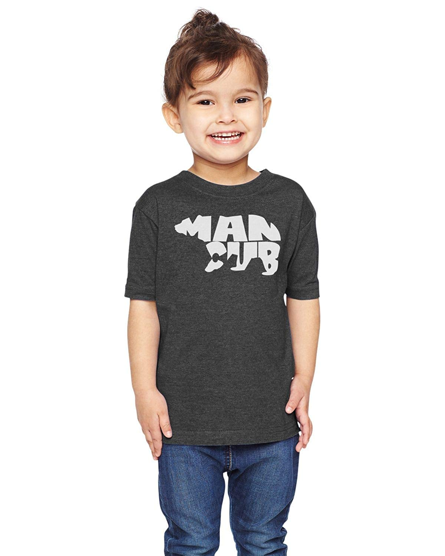 Good Clothes Co Man Cub Unisex Toddler Shirt