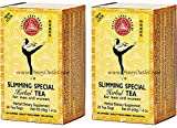 Triple Leaf Slimming Special Herbal Tea for Men and Women (2) For Sale