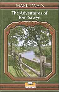 the adventures of tom sawyer thorndike classics 9781410415929 books