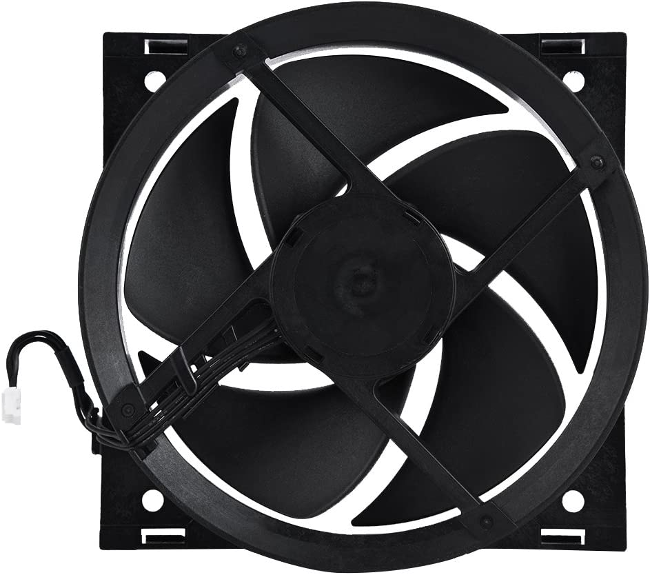 fosa Replacement Internal Cooling Fan Cooler Repair Parts for Xbox ONE Console, Powerful Wind-Force Cooler Fan for Xbox One(for Xbox one)