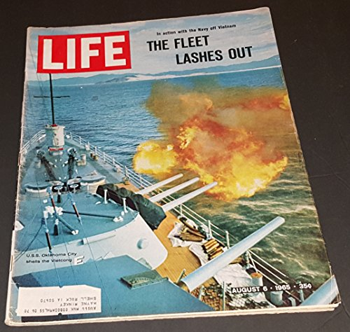 Life Magazine from August 6, 1965 - U.S. Navy vs. - Ralphs 59