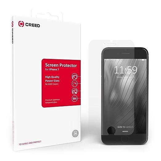 9 opinioni per Creed CR01036 Pellicola di Protezione Giapponese per iPhone 7, Trasparente