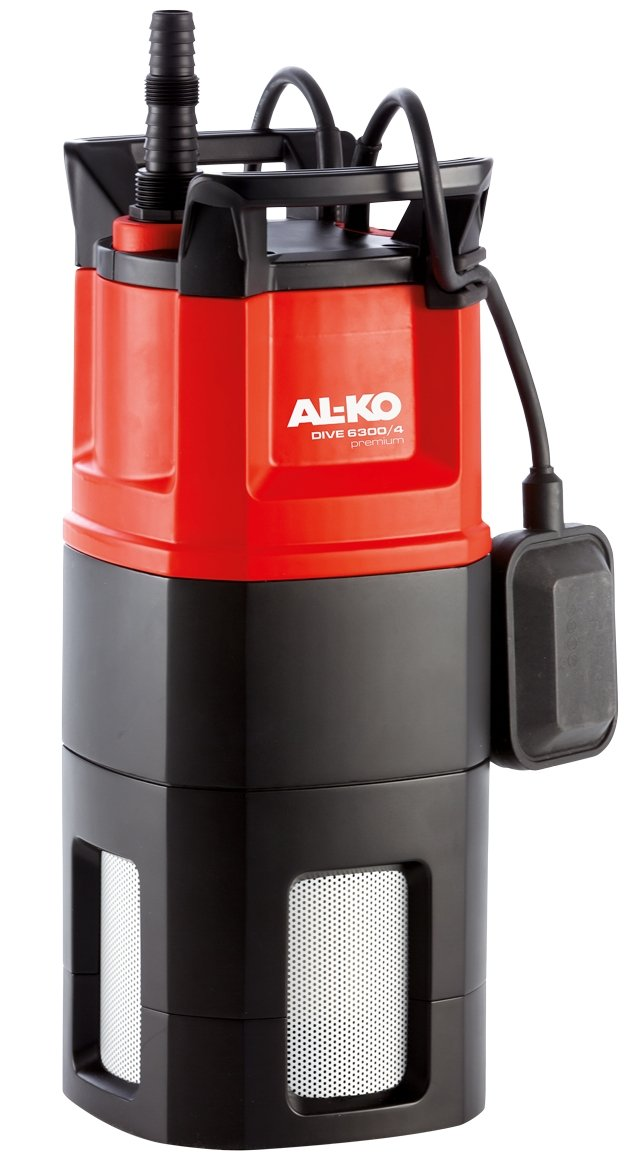 AL-KO Tauchdruckpumpen Dive 6300/4