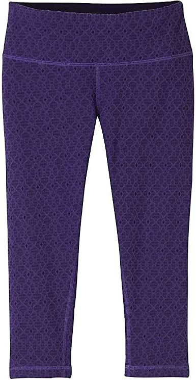 Amazon Com Prana Women S Misty Knicker Capri Athletic Pant Clothing
