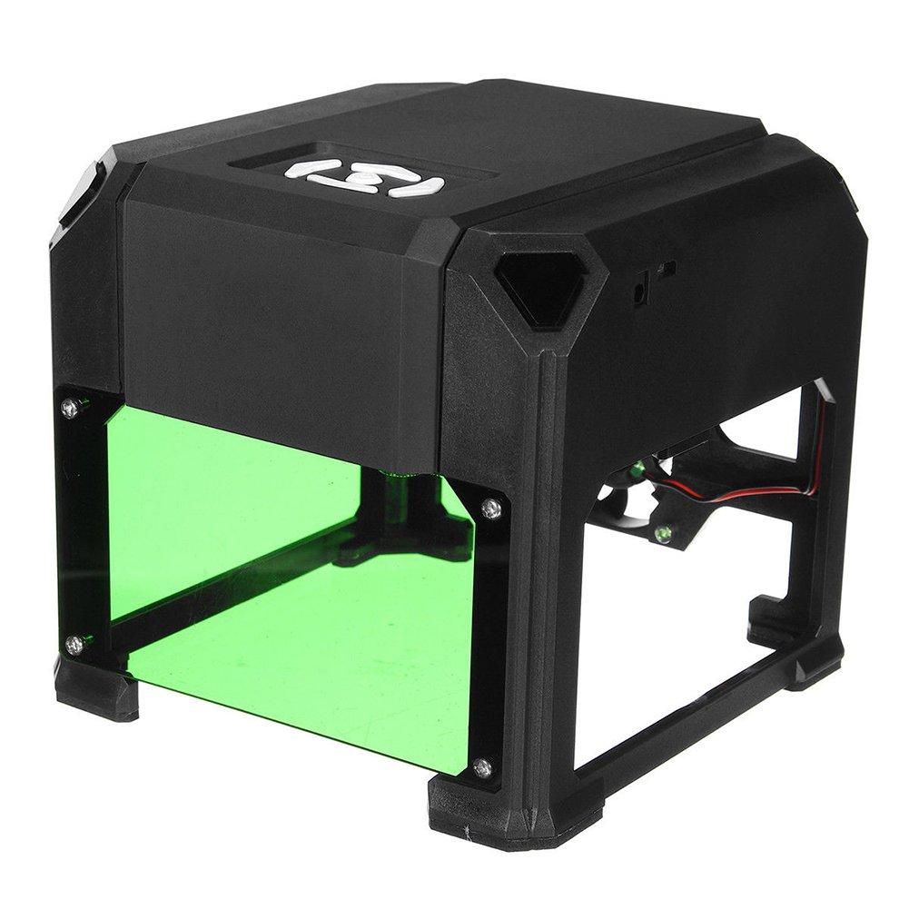 1500mw Laser Engraving Machine Home Use DIY Tools Mini USB Laser Engraver CNC Router Machine for PC Jannyshop