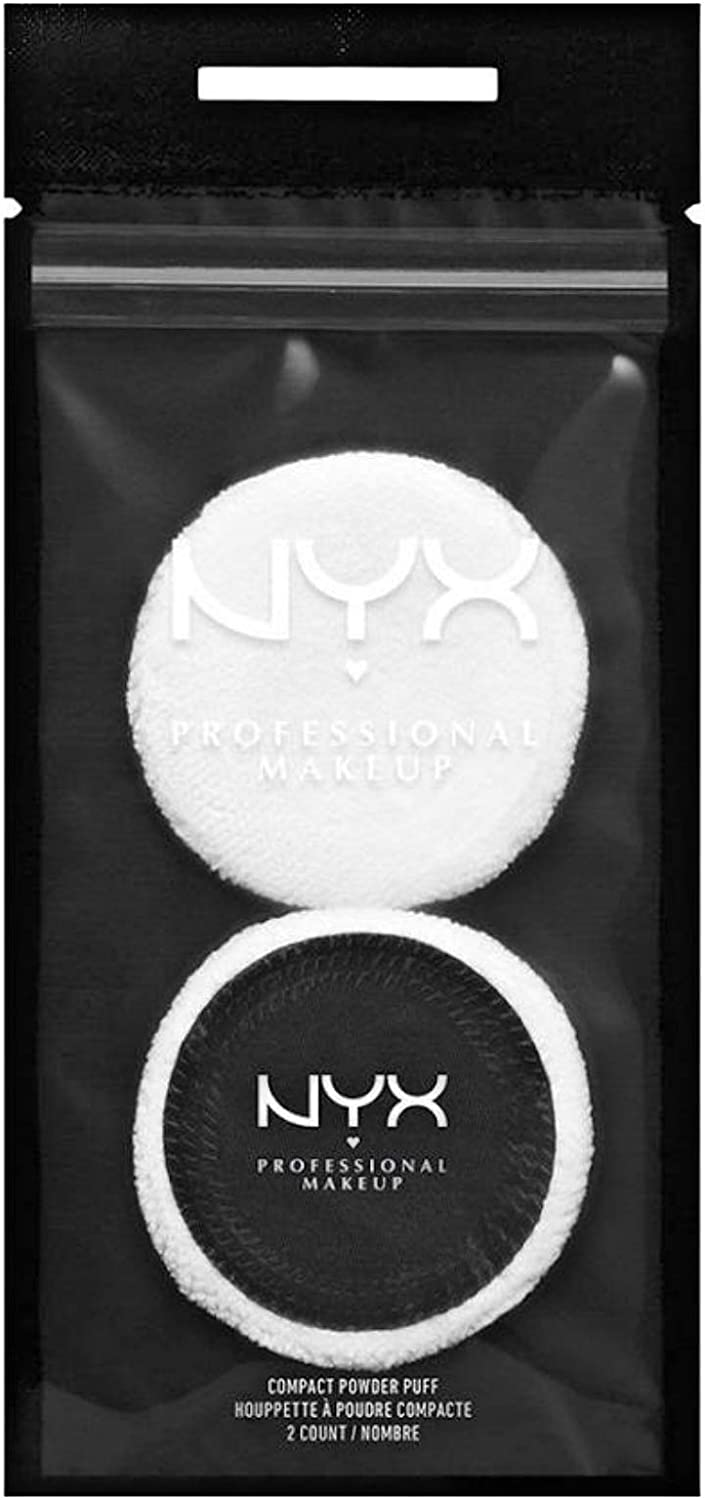 Nyx Professional Makeup Compact Powder Puff