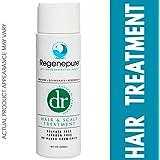 Regenepure DR Shampoo gegen Haarverlust bekämpft Haarausfall und Schuppen 8 OZ (224 ML)
