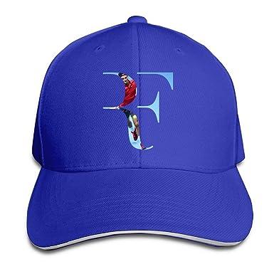 Pimkly Gorra para Hombre,Gorras Beisbol Unisex Adjustable Roger ...