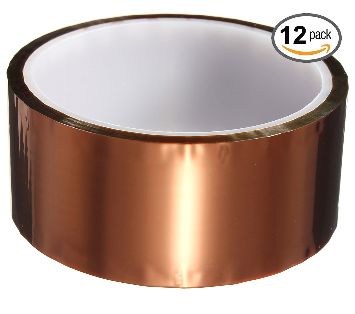 Merco Polyimide Film Tape 2'' x 36 yds - use for Kapton
