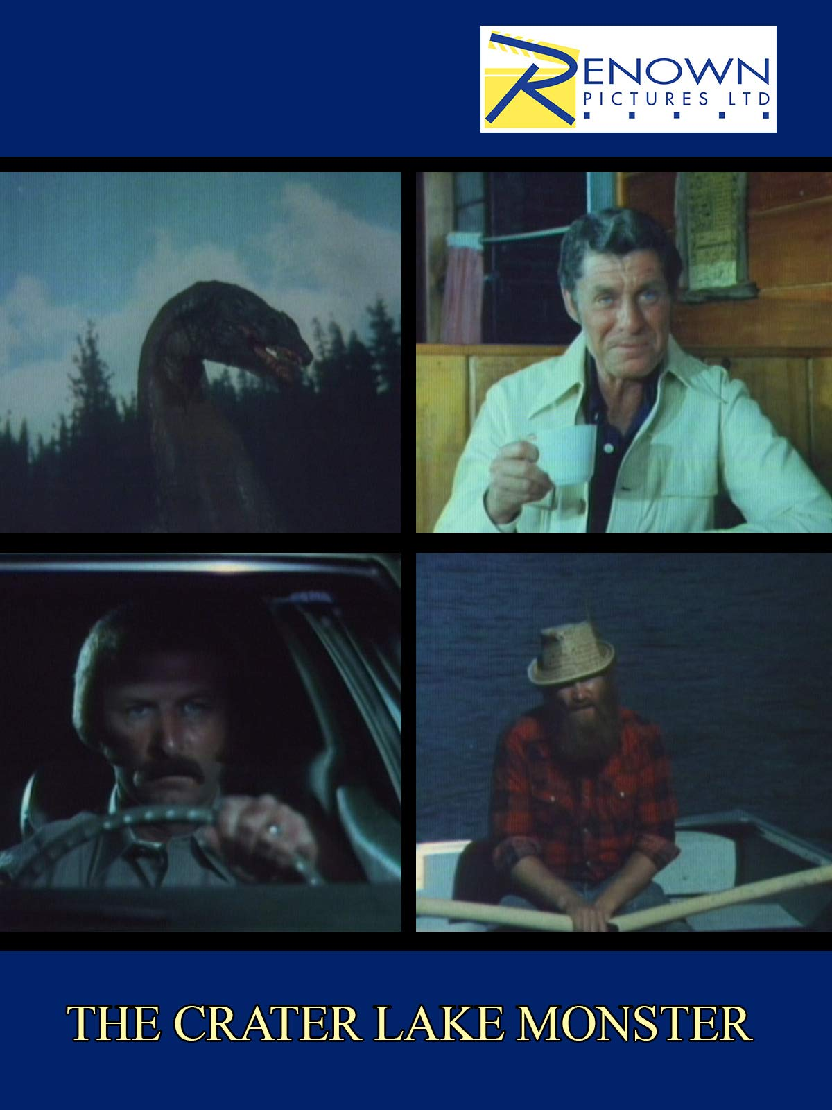The Crater Lake Monster on Amazon Prime Video UK