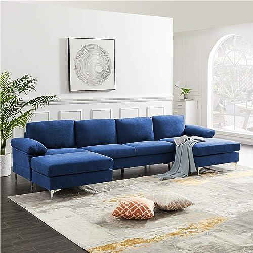 Modern Corner Sectional Futon Sofa