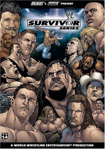 - WWE Survivor Series 2004