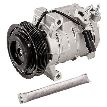 Premium calidad nueva AC Compresor y embrague con a/c secador para Dodge Ram Hemi - buyautoparts 60 - 88665r2 nuevo: Amazon.es: Coche y moto