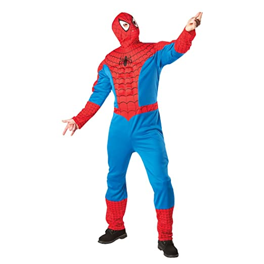 Disfraz de superhéroe Spiderman Marvel Spiderman disfraz ...