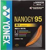 ヨネックス(YONEX) バドミントン ストリング ナノジー95 NANOGY95