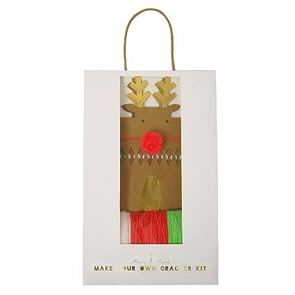 Amazon meri meri reindeer make your own christmas crackers meri meri reindeer make your own christmas crackers set of 10 solutioingenieria Gallery