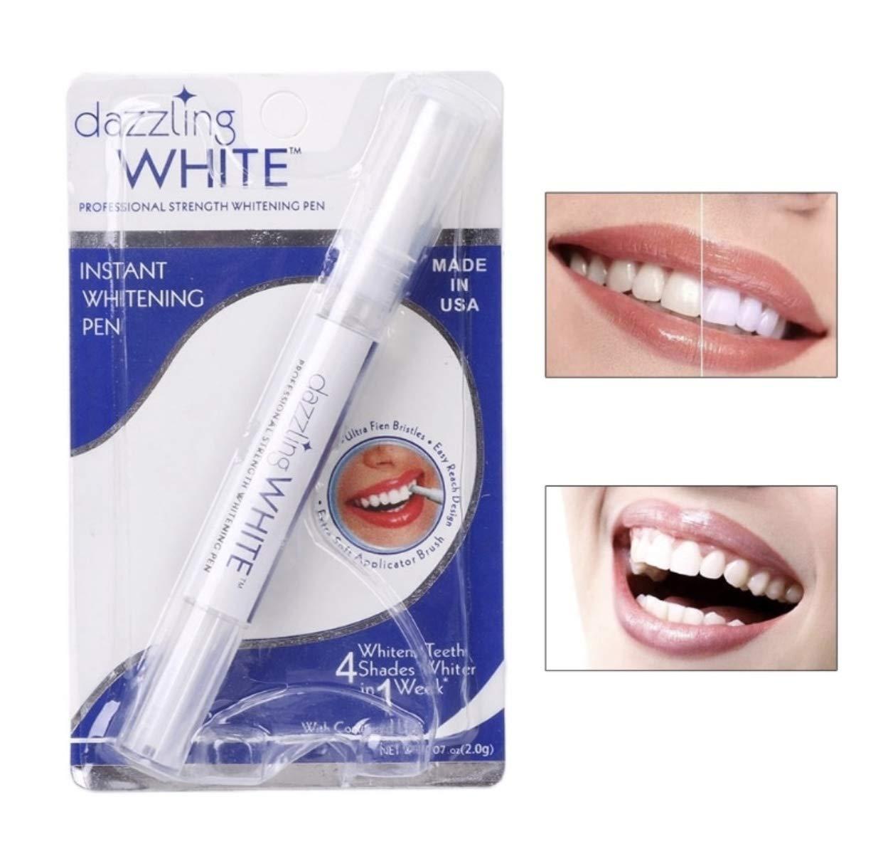 Amazon Com Dazzling White Professional Strength Whitening Pen