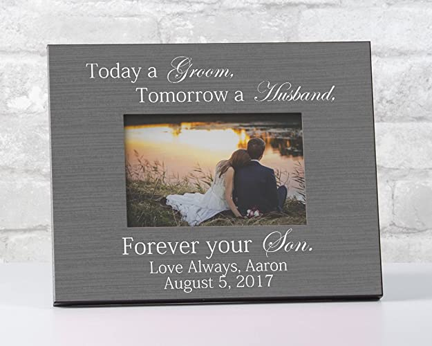 Amazon Parents Of The Groom Gift Wedding Gifts For Parents